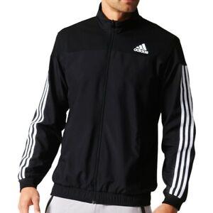 Track Top Humorous Mens Adidas Club Jacket Black Bnwt At All Costs
