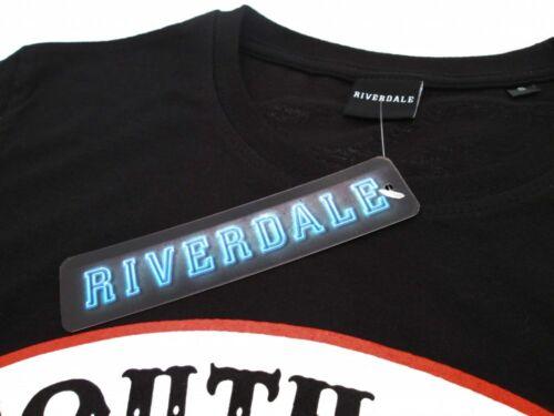 T-shirt Riverdale Originale South Side Serpents maglia maglietta ufficiale