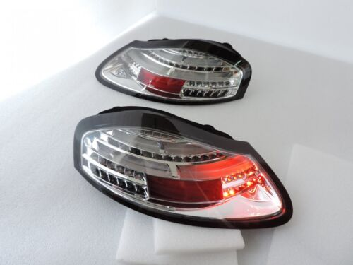 NEW Style LED Tail Rear Light for 1996 97 98 99 00 01 02~04 Porsche 986 Boxster