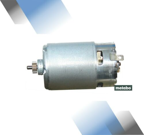 Motor Metabo 10,8 12 Voltl Power Maxx 317004280 Gleichstrommotor 317004310