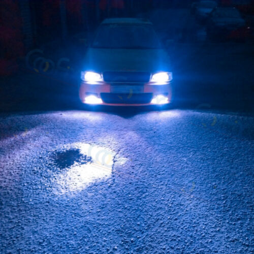H7+H7 Ice Blue LED Headlight Kit Hi//Lo Beam