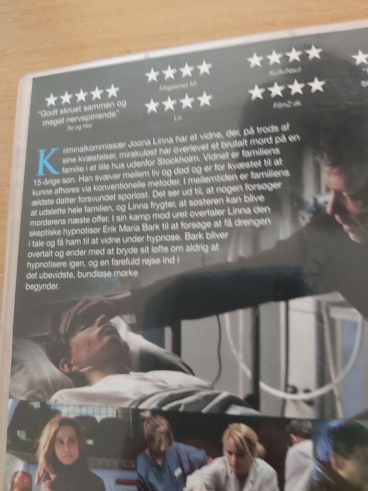 Hypnotisøren, DVD, thriller