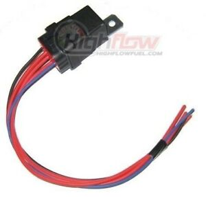 Hella Waterproof Hotwire Relay for Fuel Pumps Walbro 450 255 AEM Bosch 044  | eBayeBay