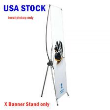 Us Stock Big Adjustable X Banner Stand Adjustable Width Amp Height