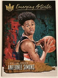 2018-19-Court-Kings-Emerging-Artists-9-Anfernee-Simons-RC-Rookie