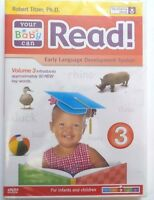 Your Baby Can Read Volume 3 (dvd, 2009) Usually Ships Within 12 Hours