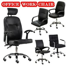 Dland Home Office Chair E167 Ergonomic Pu Leather Executive Task Chair 360 1 For Sale Online Ebay