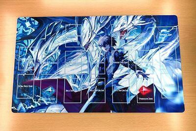 YuGiOh Playmat Brand New Custom Mat Blue Eyes Ultimate Dragon Seto Kaiba