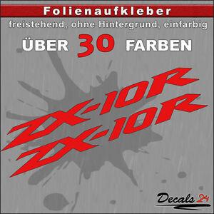 2er-SET-ZX-10R-Sponsoren-Folienaufkleber-Auto-Motorrad-30-Farben-24cm