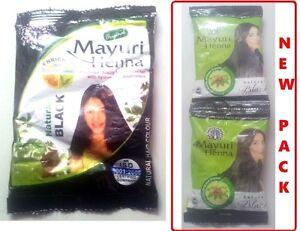 d97d168ac6e96 10 Packs Black Herbal Henna Hair Powder Indian Ayurvedic Herbs Hair ...