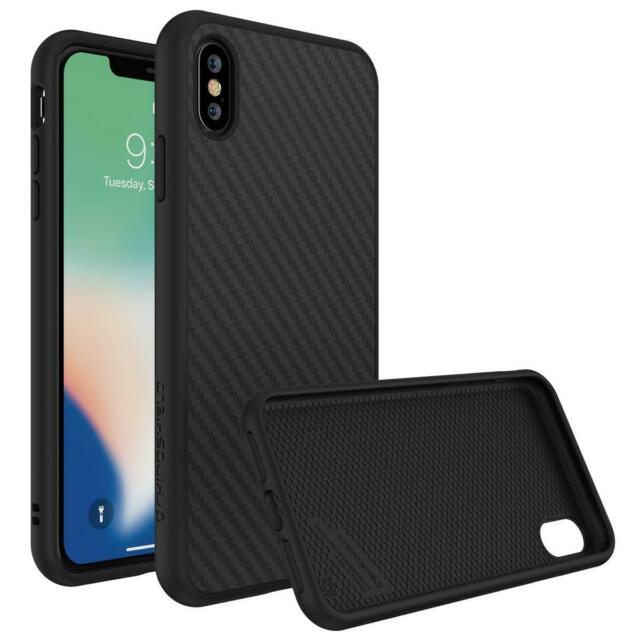 Rhinoshield Solidsuit Carbon Fiber Finish Drop Protection Case For Iphone 11 Pro For Sale Online Ebay