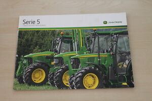 157176) John Deere 5080 5090 5070 5100 M Prospectus 10/2012-afficher Le Titre D'origine Nettoyage De La Cavité Buccale.