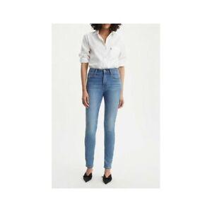 Guess Jeans Skinny Donna Fit Skinny Blu Chiaro | Denstore