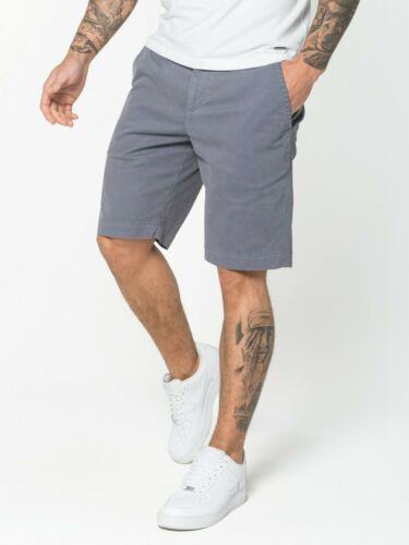 883 Police Mens New Chino Cotton Summer Stretch Designer Cargo Half Pants Shorts