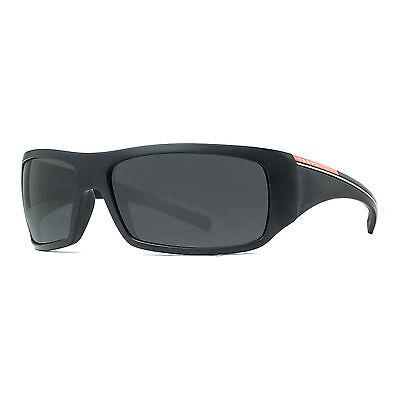 Prada Linea Rossa SPS 01LS 1B01A1 Black Sport Sunglasses