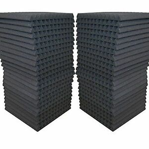 48-Pack-Foam-Acoustic-Panels-Studio-Soundproofing-Foam-Wedge-tiles-1-034-x12-034-x12-034