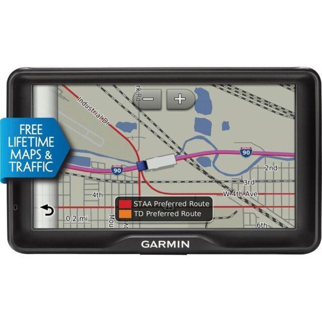 "Garmin Dezl 760LMT 7"" Trucking GPS w/ Lifetime Maps & Traffic 010-01062-02"