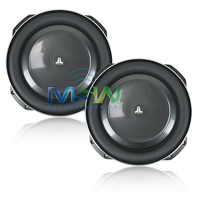 "(2) JL AUDIO® 13TW5v2-2 13-1/2"" SHALLOW-MOUNT TW5v2 CAR SUBWOOFERS SUBS *PAIR*"
