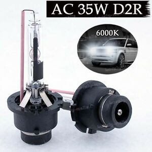 Image Is Loading Xenon D2r 6000k Hid Headlight Replacement Bulbs Light