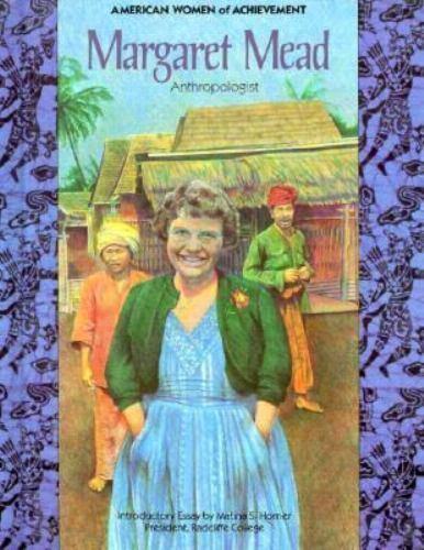 Margaret Mead : Anthropologist by Edra Ziesk