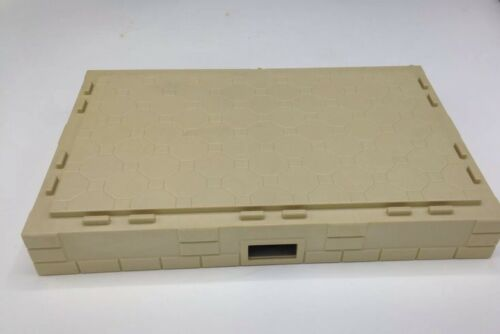 Playmobil 5305 Victorian Mansion dollhouse foundation floor base Patio Deck