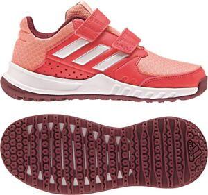 Details zu adidas FortaGym CF K Kinder Schuhe, Klettverschluß Sportschuhe Turnschuhe DA8877
