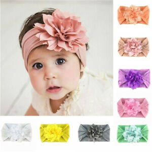 Lovely-Baby-Headband-Turban-Flower-Newborn-Baby-Girl-Elastic-Headbands-Headwear