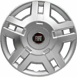 Fiat-15-034-Inch-Wheel-Trim-for-the-Fiat-Ducato-2006-gt-Red-Badge-Brand-New-Genuine