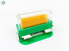 Dental Disposable Micro Brush Tip Applicators With Dispenser Amp 100 Applicators