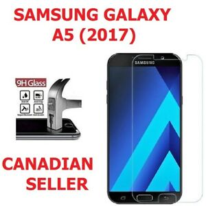 New-Premium-Tempered-Glass-Screen-Protector-For-Samsung-Galaxy-A5-2017-Canada