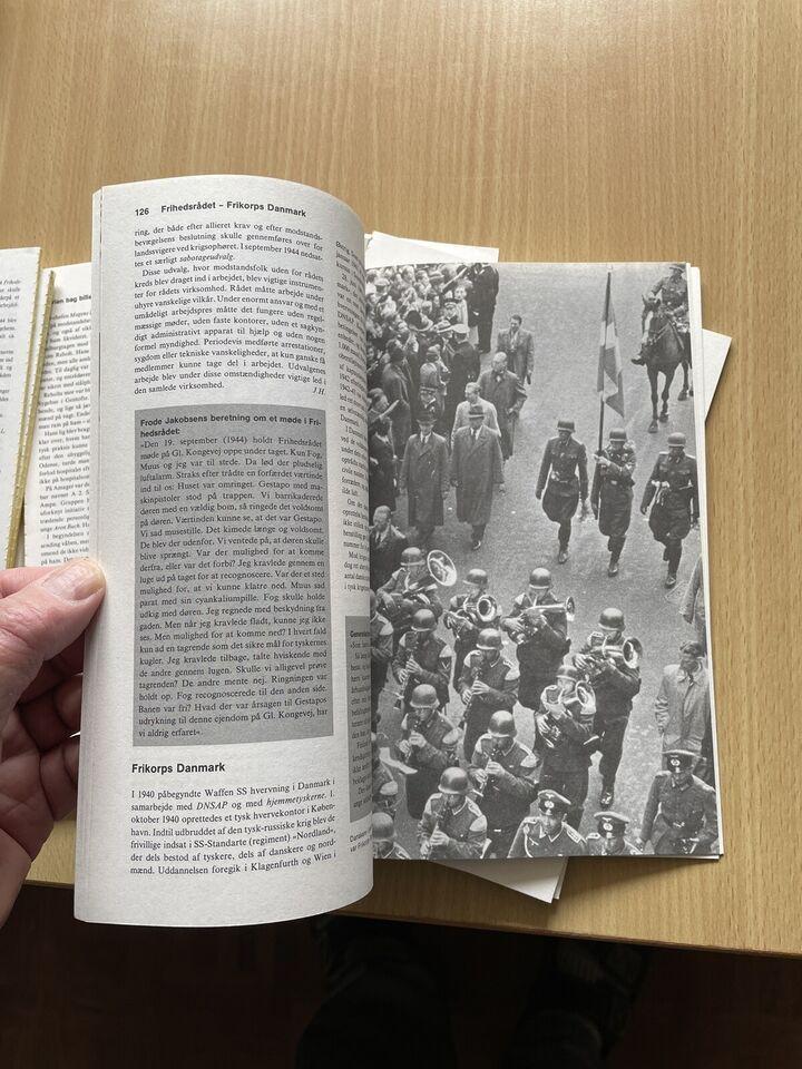 Besættelsens Hvem-Hvad-Hvor, emne: historie og samfund