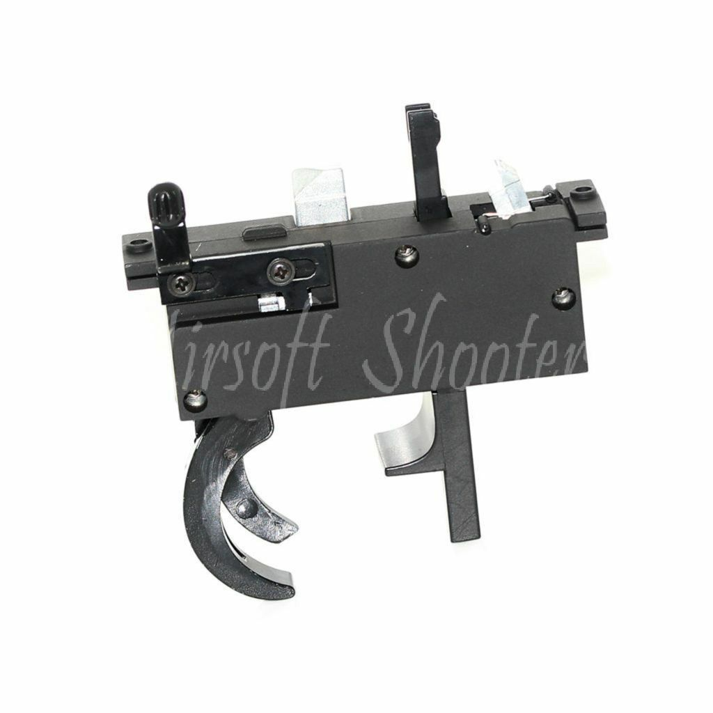 Airsoft Airsoft Airsoft Parts E&C MB01 Metal Trigger Assembly for L96 Type Airsoft Sniper 933686