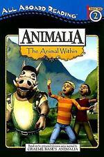 The Animal Within (Animalia) - VeryGood - Rose, Rachel - Paperback