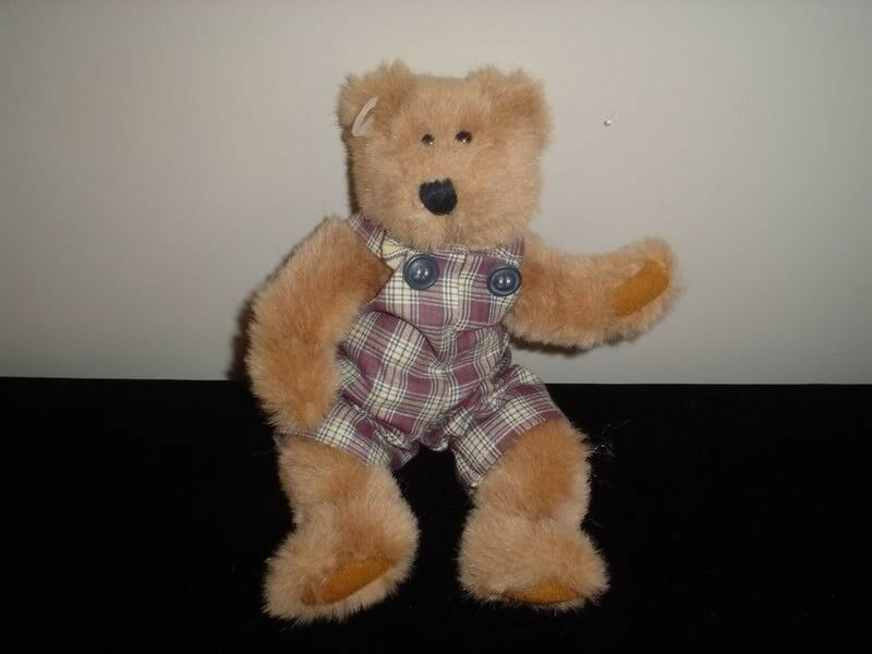 Ganz Bear 1997 Watson Jointed H2373S Retirosso 10 Inch