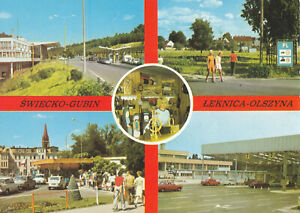 AK, Swiecko-Gubin, Łęknica-Olszyna, przejscia granicczne, Grenzübergänge, 1975