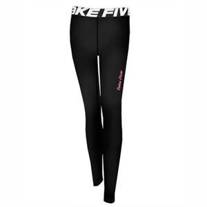 Take Five Mens Skin Tight Compression Base Layer Running Pants Leggings NP517