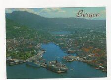 Bergen Norway Postcard 365a
