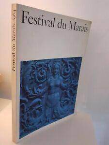 Festival de La Swamp París Programa 1964