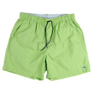 fac449aa0e Southern Marsh Men's Dockside Swim Trunk Lime Large Swimsuit Swim ...