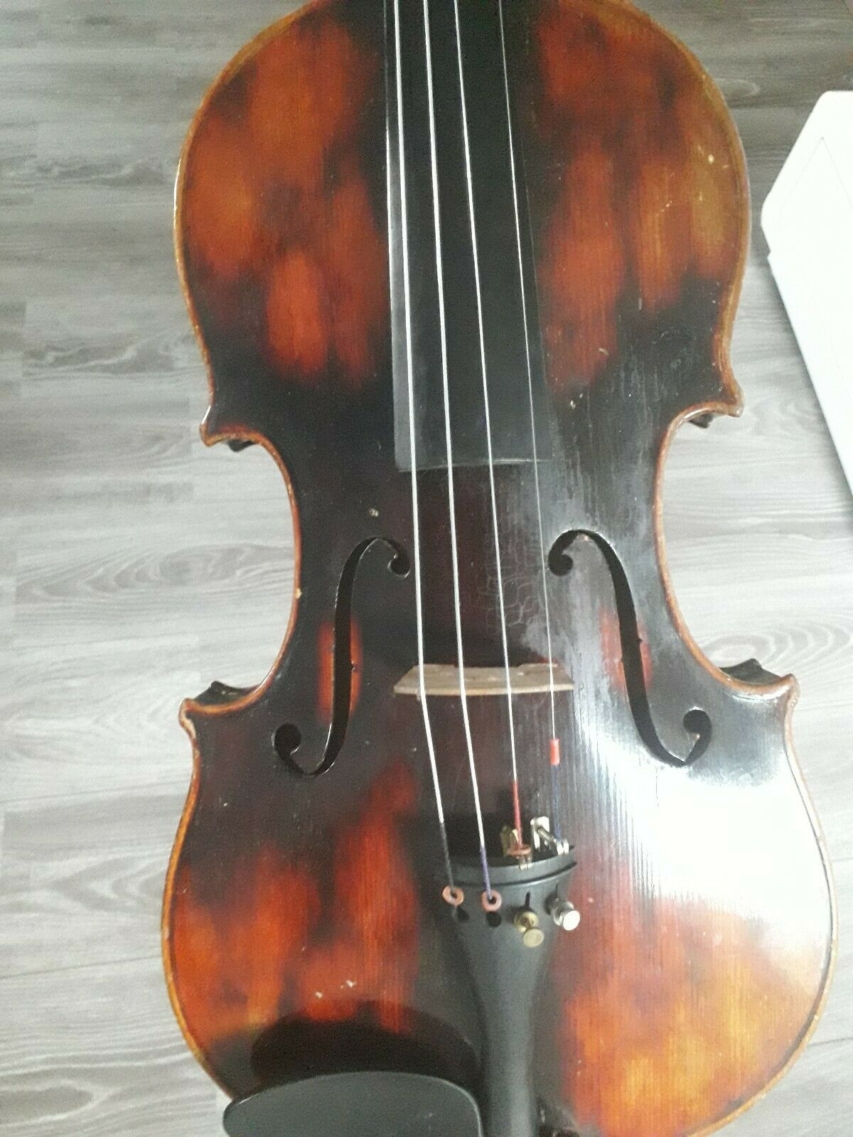 Keine 580 Violine mit sehr gutem Klang