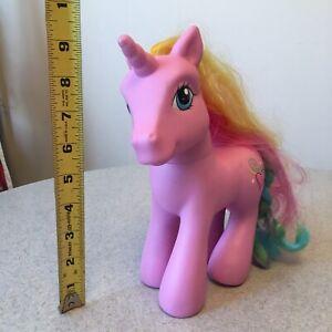 "My Little Pony Rarity Styling G3 9"" Unicorn Hasbro 2005"