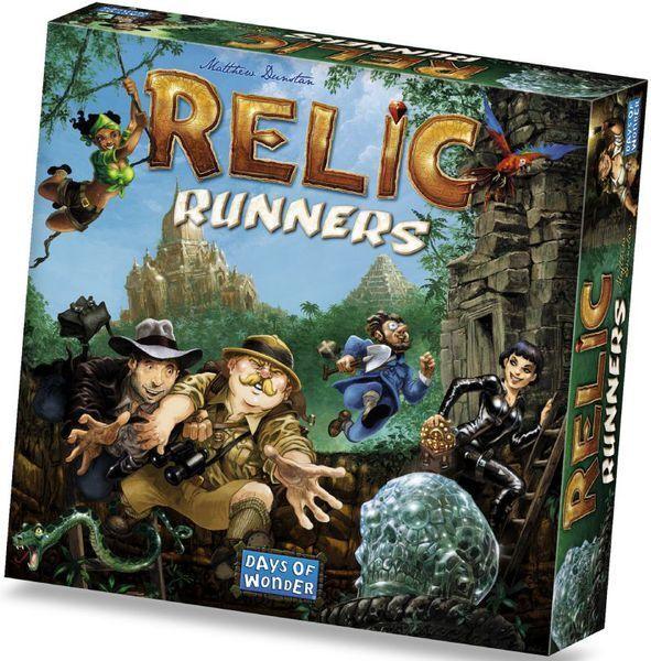 Relic correreners tavola gioco - Discover  Ancient Ruins Indiana Jones Style  acquistare ora