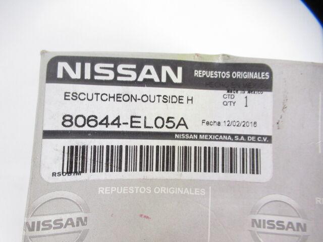 Genuine Nissan Handle Bezel 80644-ZW57B