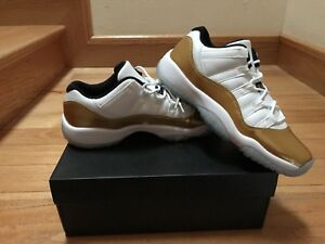 size 40 2bf70 02c69 Image is loading NEW-JORDAN-XI-11s-SIZE-6-5Y-White-