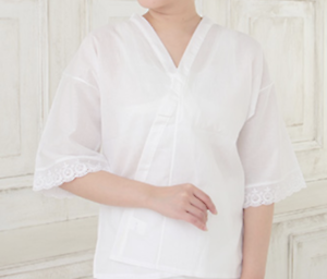 Japanese Women Traditional Kimono inner underwear Han Juban White Made in JAPAN