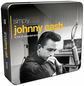 JOHNNY-CASH-THE-ESSENTIAL-MUSIC-COLLECTION-NEW-60-SONGS-3-CD-TIN-CASE-BOXSET
