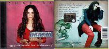 SHAKIRA DONDE ESTAN LOS LADRONES ? CD SEALED
