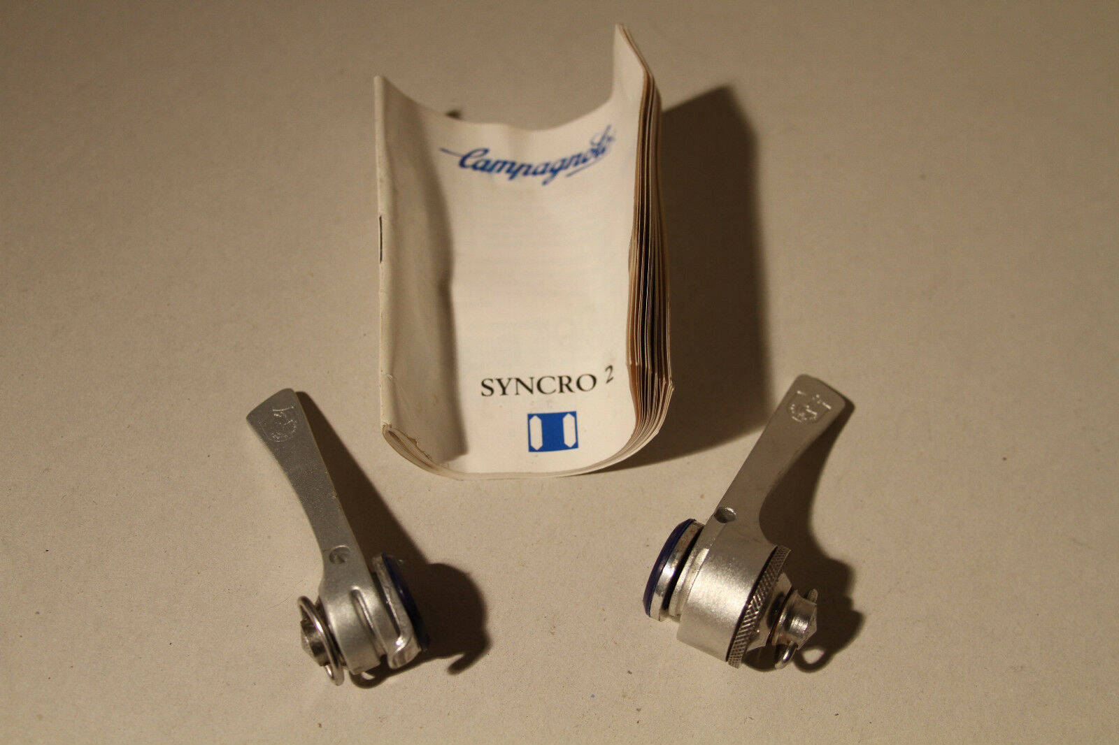 Campagnolo Syncro 2 shifters NOS Chorus B7