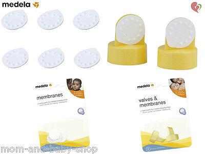 NEW Medela Valves /& Membrane for Medela breastpumps and Choose Replace Valve USA