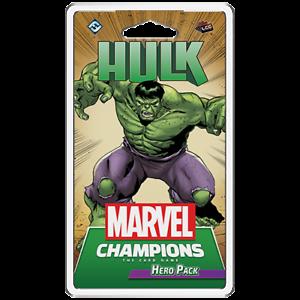 HULK Marvel Champions Hero Pack =NEW=
